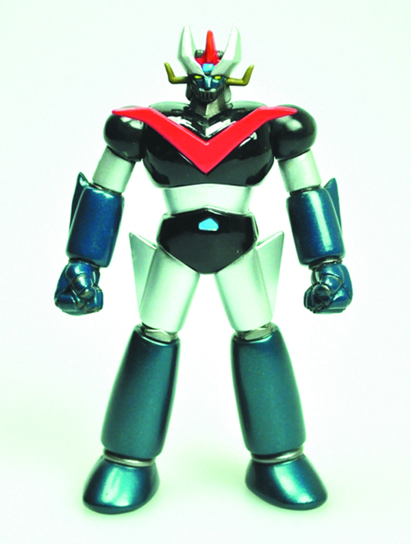 GREAT MAZINGER MINI METAL DIE-CAST FIG