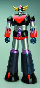 GRENDIZER METALTECH01 DIE-CAST FIG CHROME VER