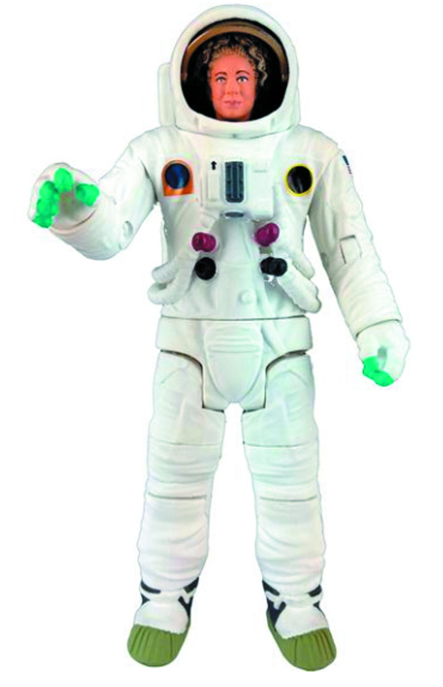 DOCTOR WHO NASA SPACESUIT W/RIVER SONG HEAD AF
