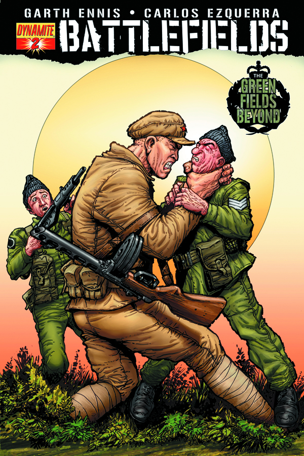 GARTH ENNIS BATTLEFIELDS #2 (OF 6) GREEN FIELDS PT 2