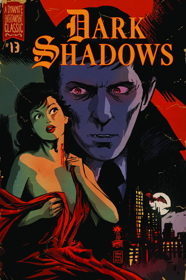 DARK SHADOWS #13