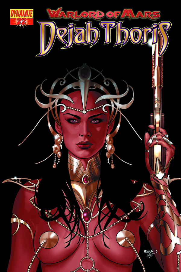 WARLORD OF MARS DEJAH THORIS #22