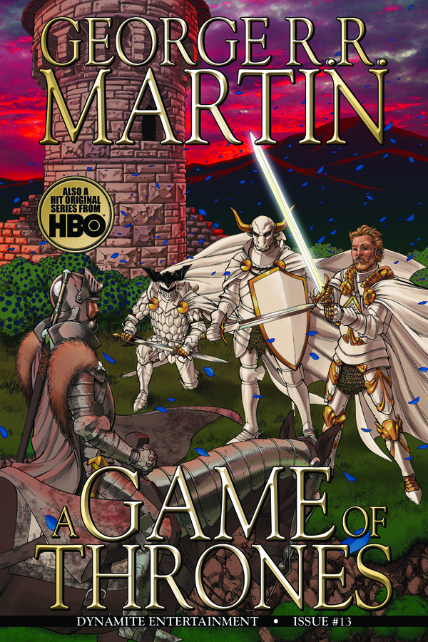 GAME OF THRONES #13 (MR)