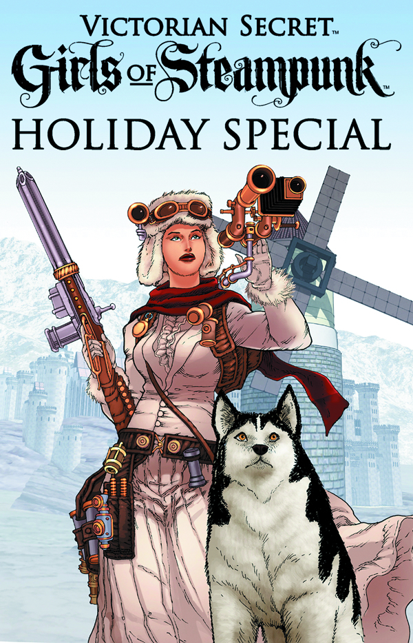 VICTORIAN SECRET HOLIDAY FUN SPECIAL