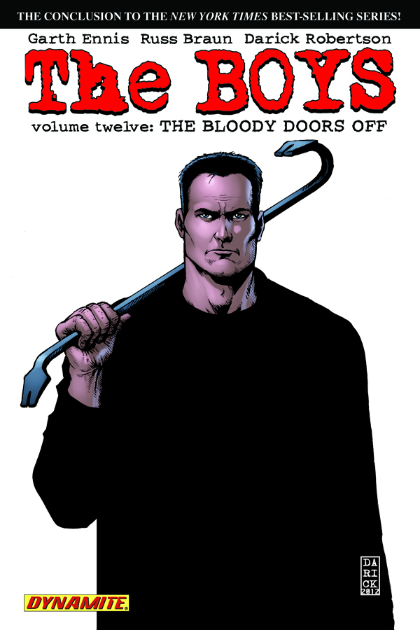 BOYS TP VOL 12 BLOODY DOORS OFF