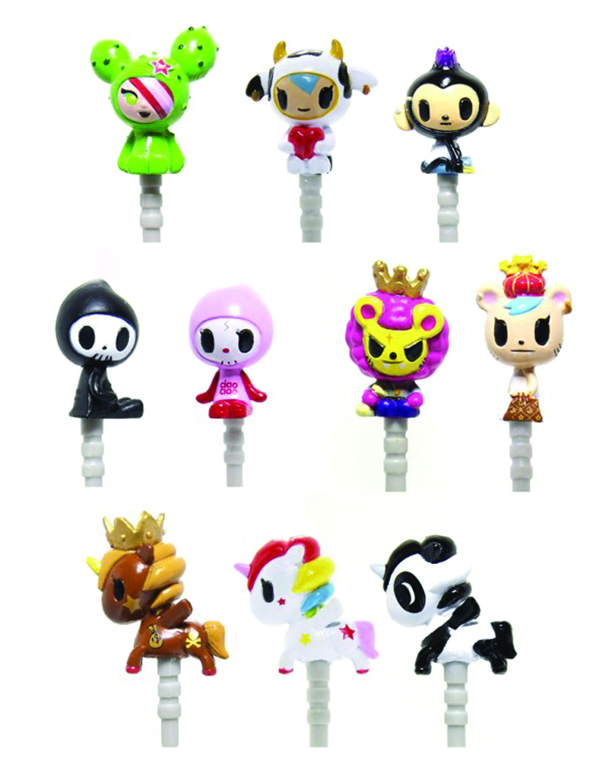 TOKIDOKI PHONZIES 30PC BMB DS