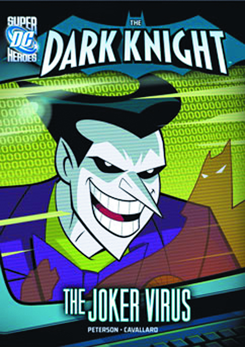 DC SUPER HEROES DARK KNIGHT YR TP JOKER VIRUS