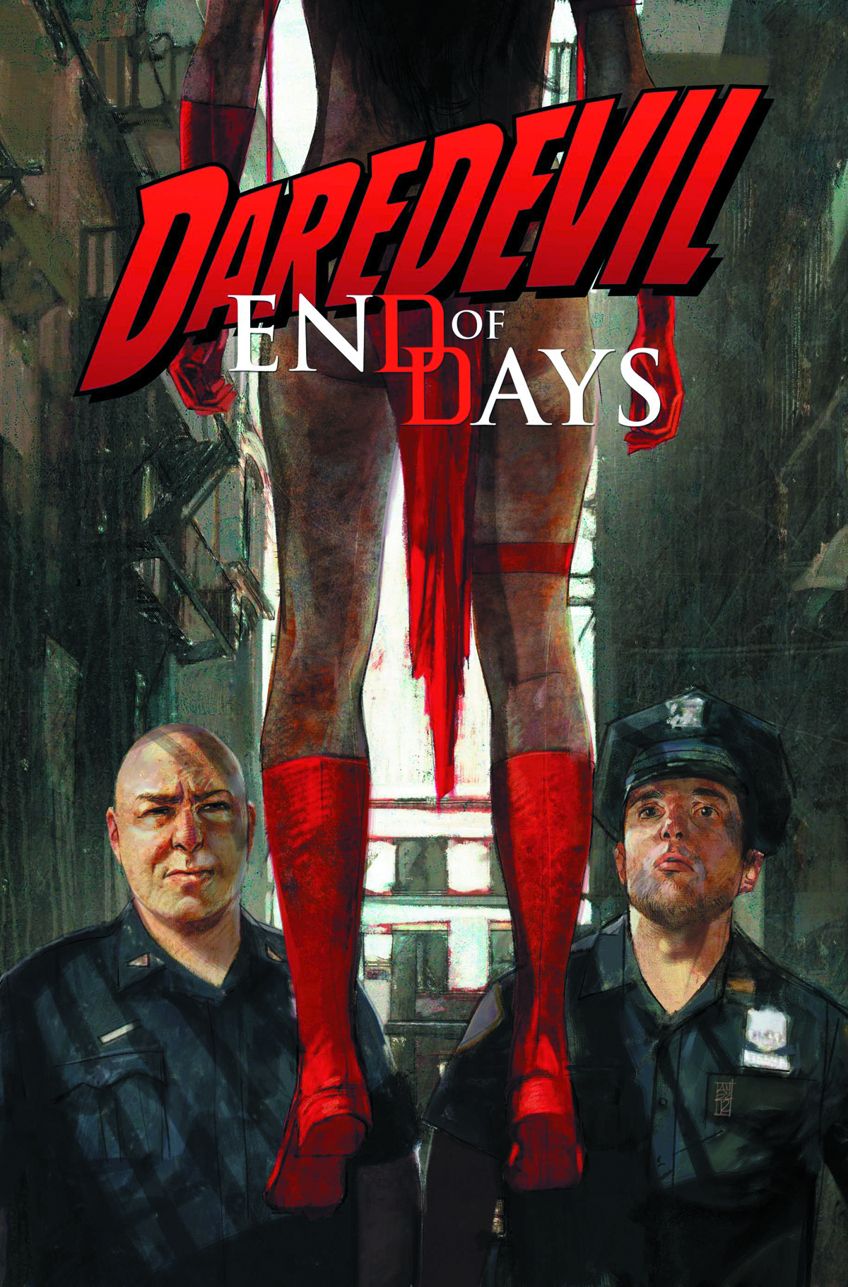 DAREDEVIL END OF DAYS #3