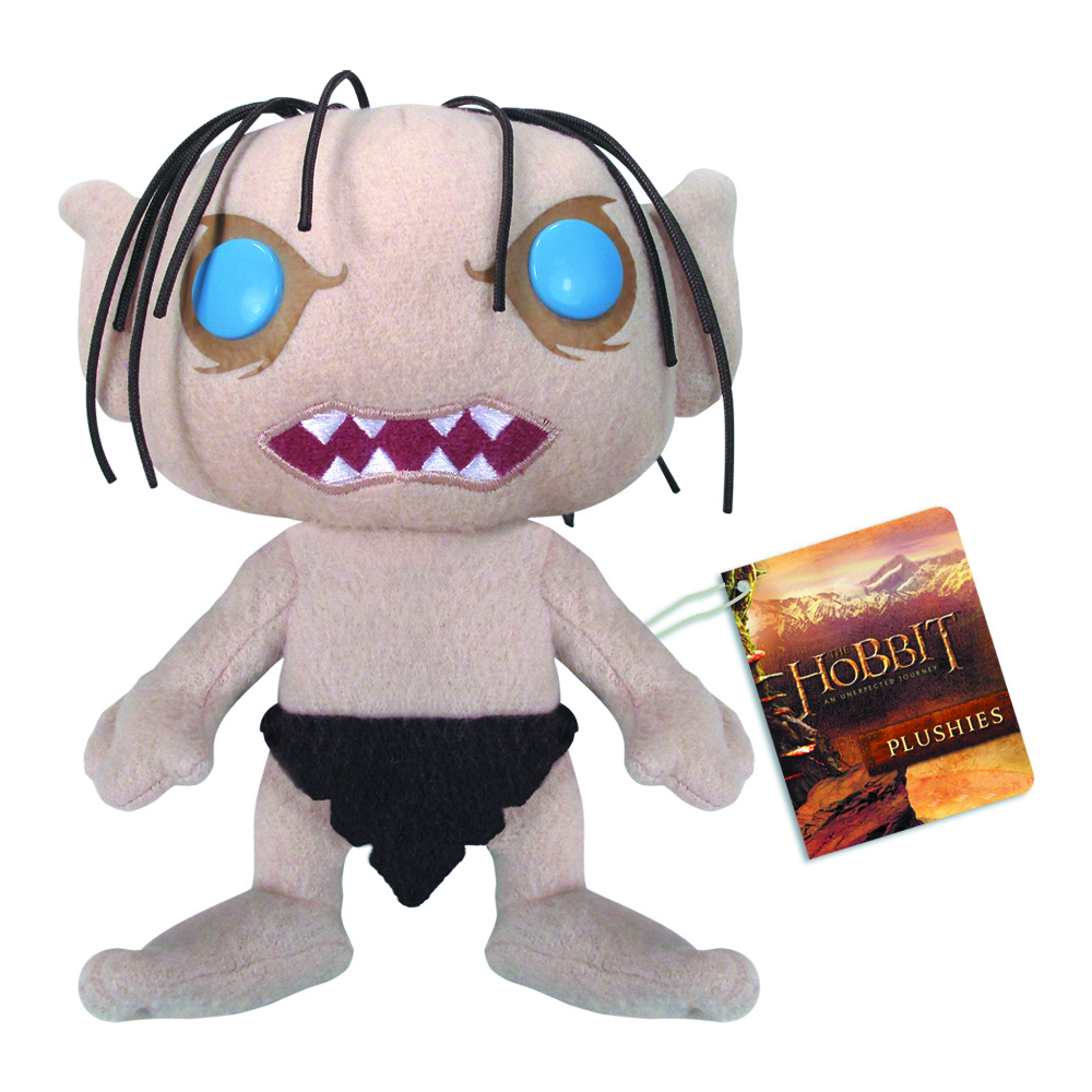 HOBBIT MOVIE GOLLUM 7 INCH PLUSH