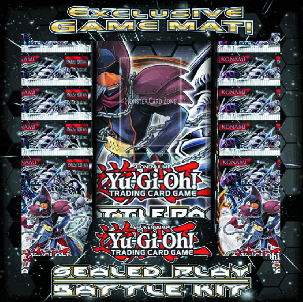 YU GI OH TCG 2012 SEALED BATTLE PLAY KIT