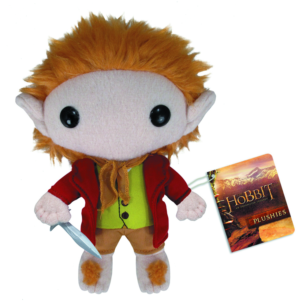 HOBBIT MOVIE BILBO 7 INCH PLUSH