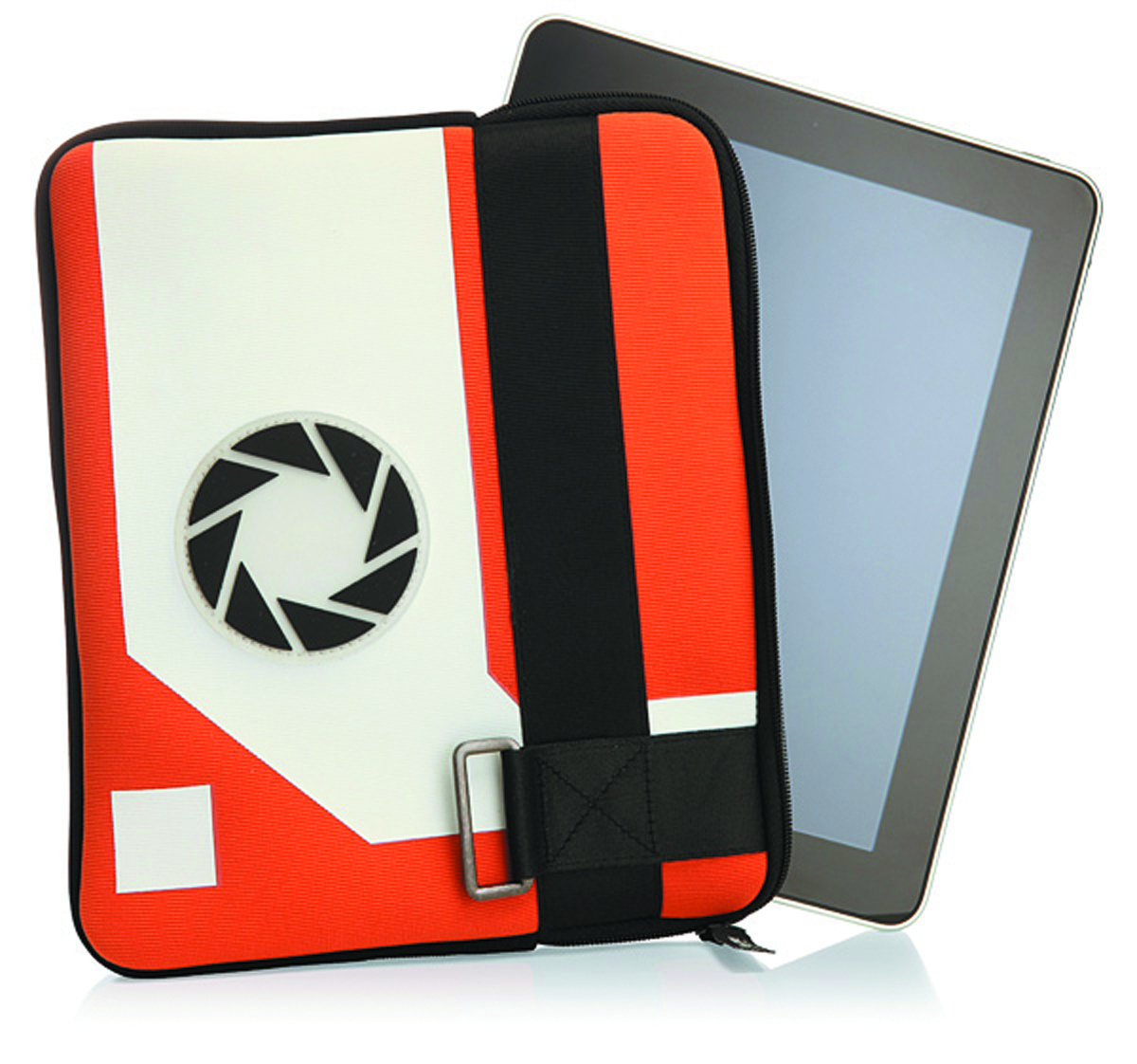 PORTAL 2 APETURE LABS IPAD SLEEVE