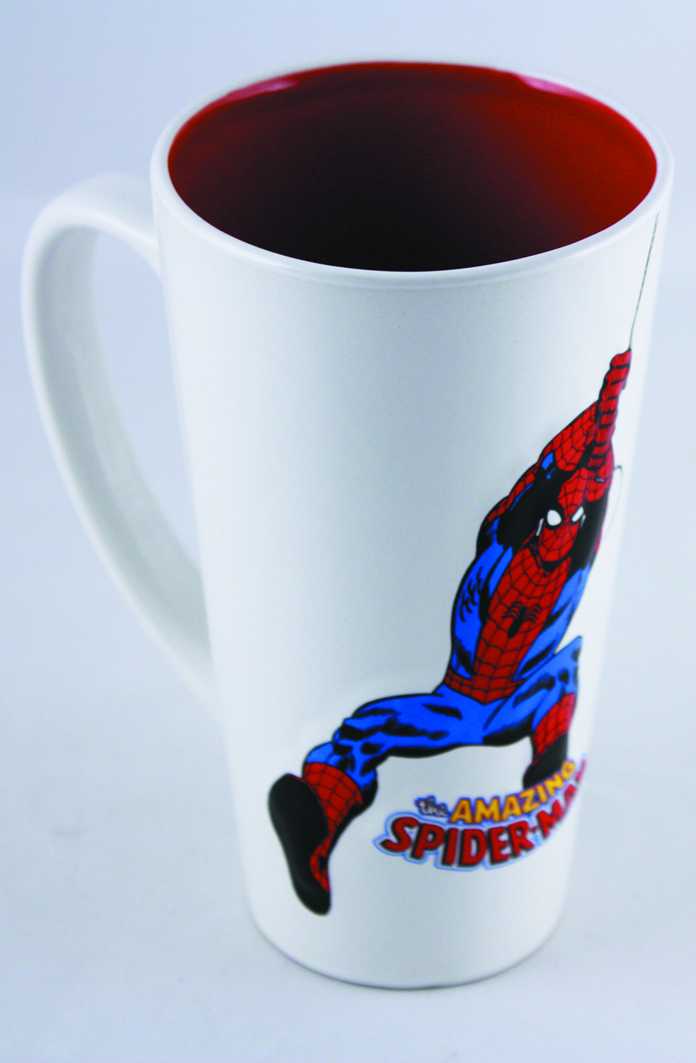 SPIDER-MAN 3D EMBOSSED 16 OZ MUG