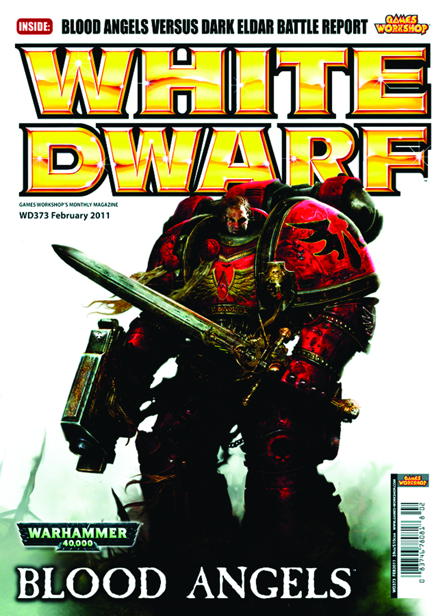 WHITE DWARF #396 JAN 2013