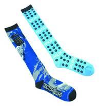 DOCTOR WHO DALEK DOTS MENS SOCKS