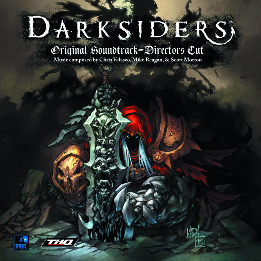 DARKSIDERS OST CD