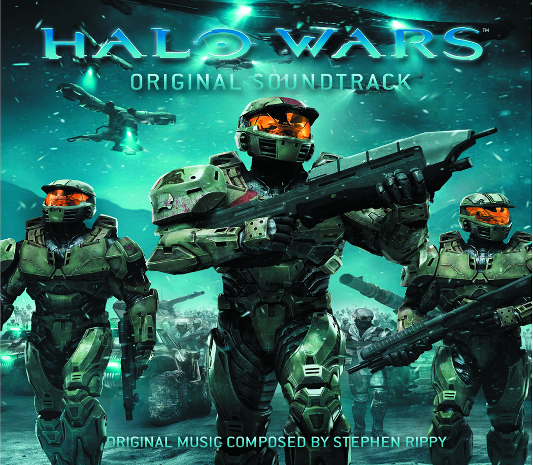HALO WARS OST CD
