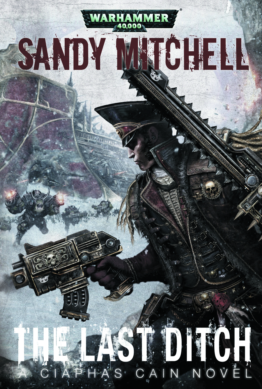 WARHAMMER 40K LAST DITCH MMPB
