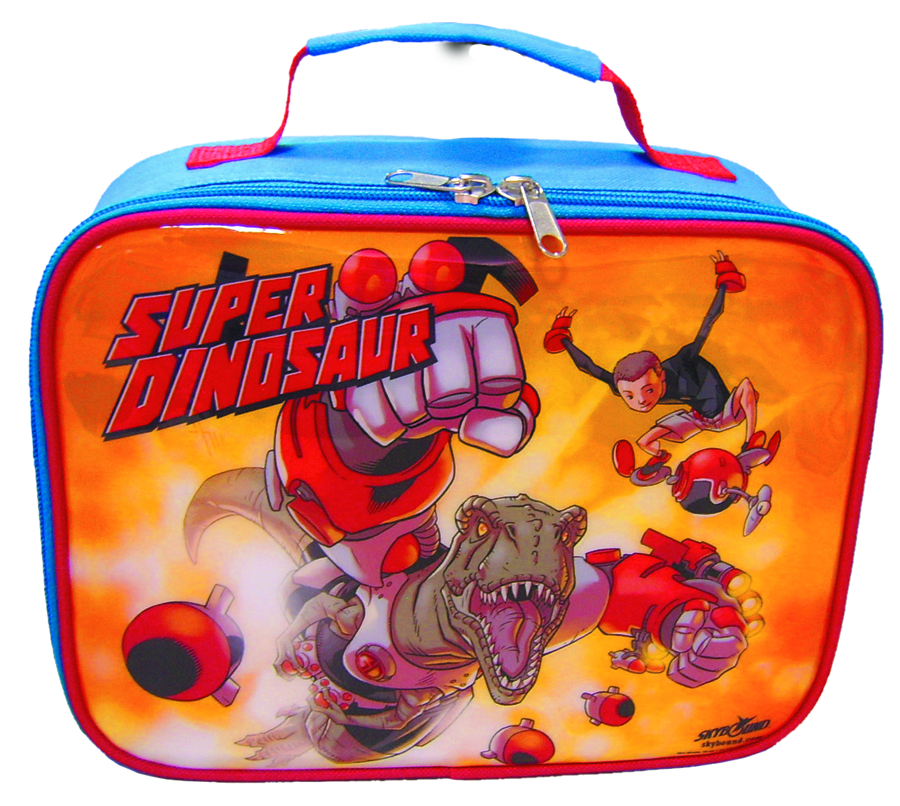 SUPER DINOSAUR LUNCHBOX