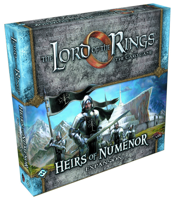 LORD RINGS LCG HOBBIT HEIRS OF NUMENOR