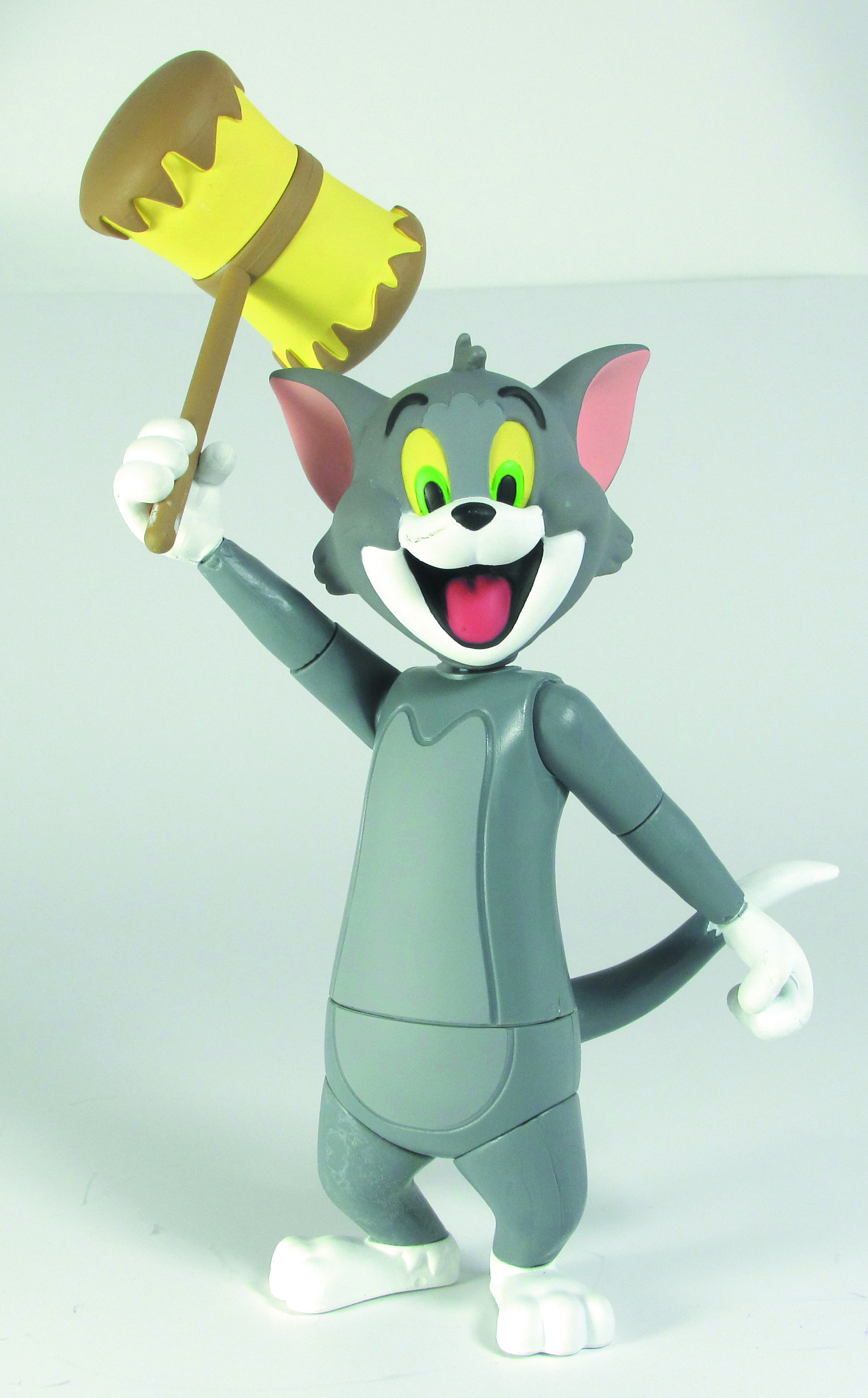 HANNA BARBERA TOM & JERRY TOM 6-IN AF