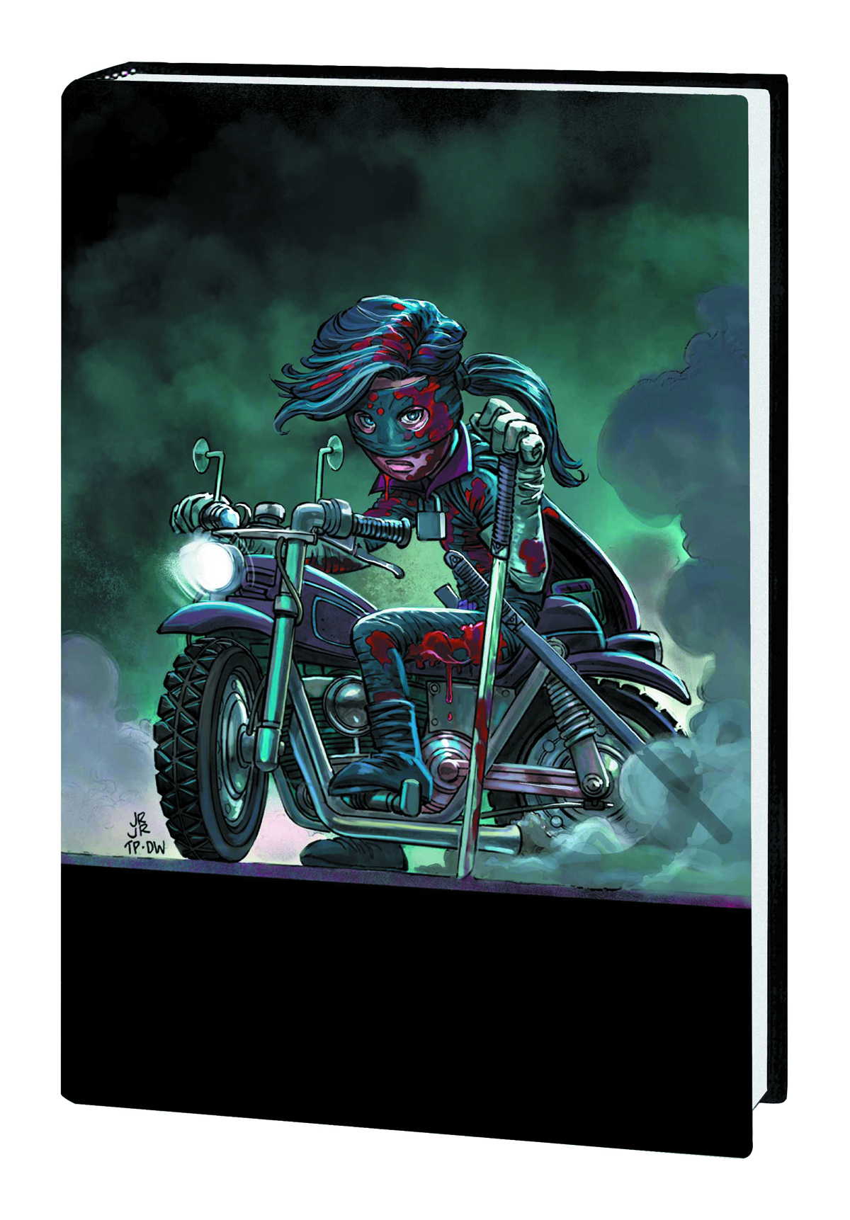 KICK-ASS 2 PRELUDE HIT-GIRL PREM HC