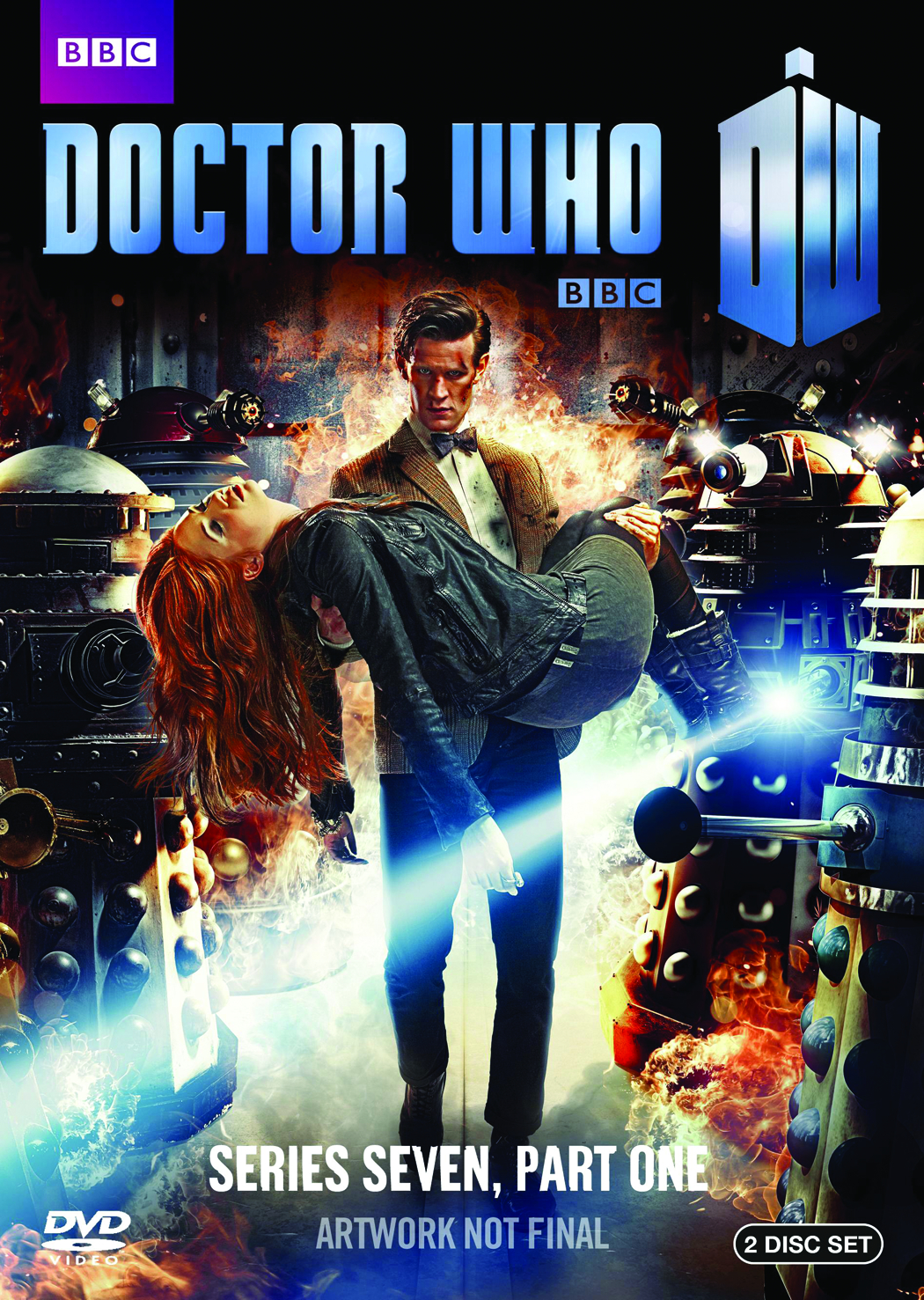 DOCTOR WHO DVD SER 07 PART ONE