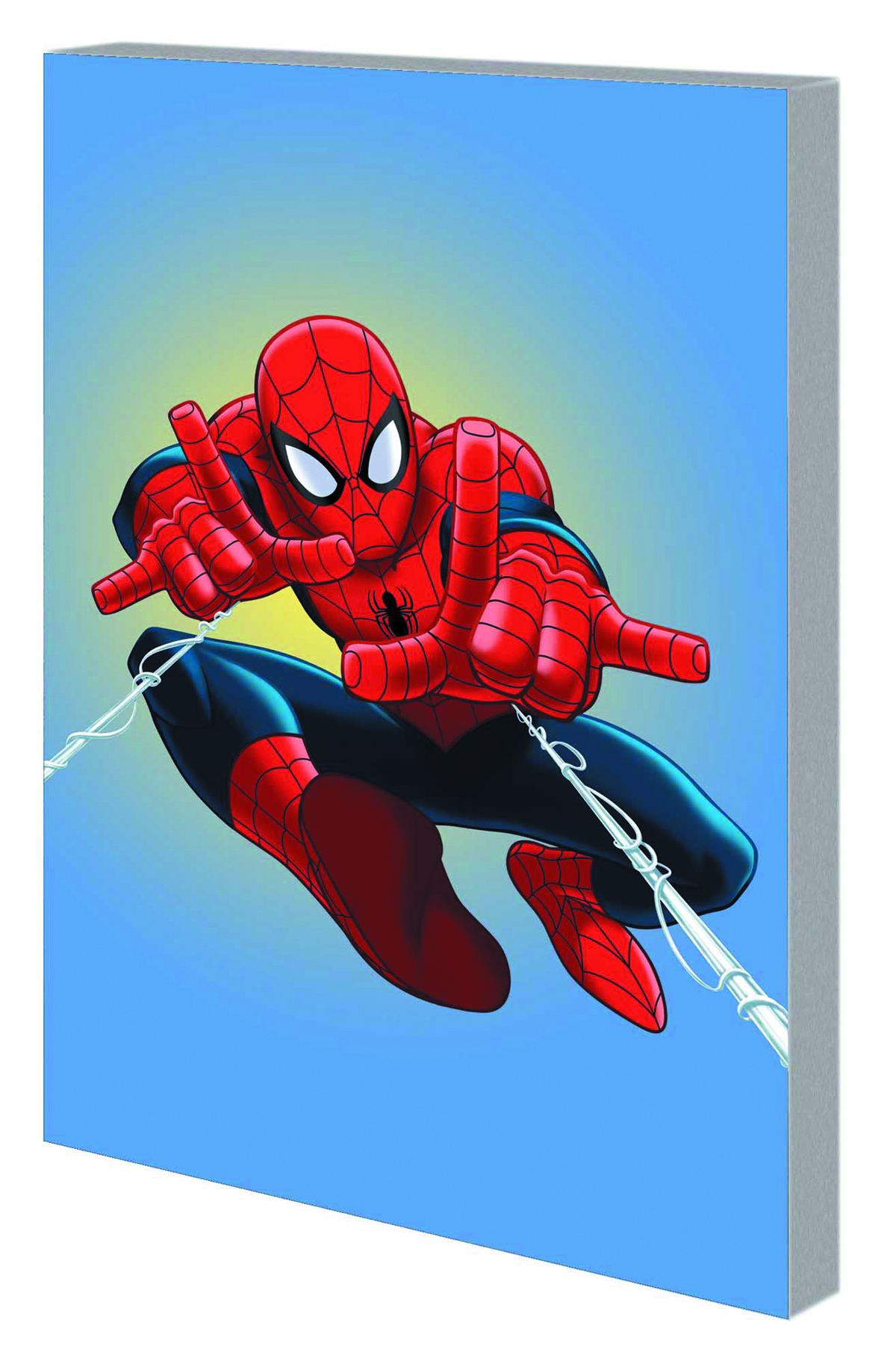 MARVEL UNIVERSE ULT SPIDER-MAN COMIC READER TP #4