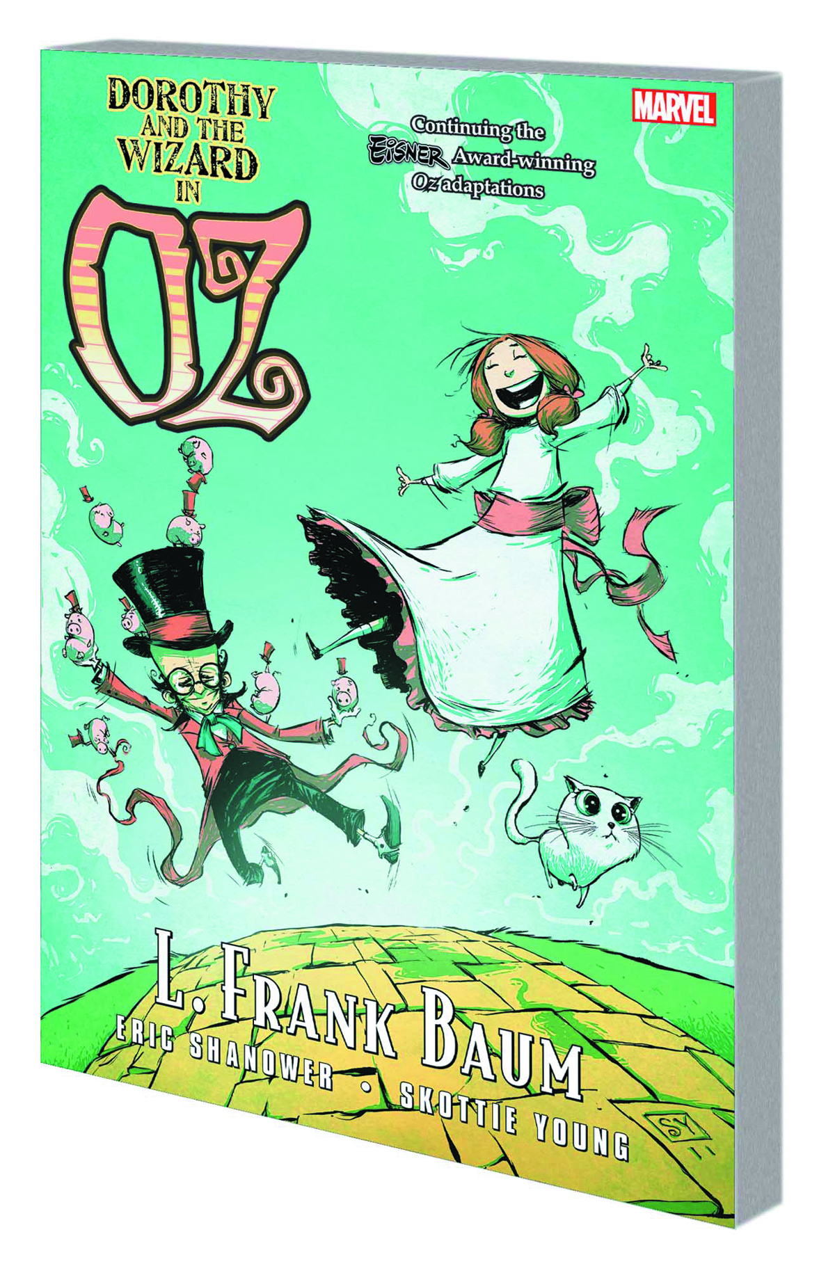 OZ GN TP DOROTHY AND WIZARD IN OZ
