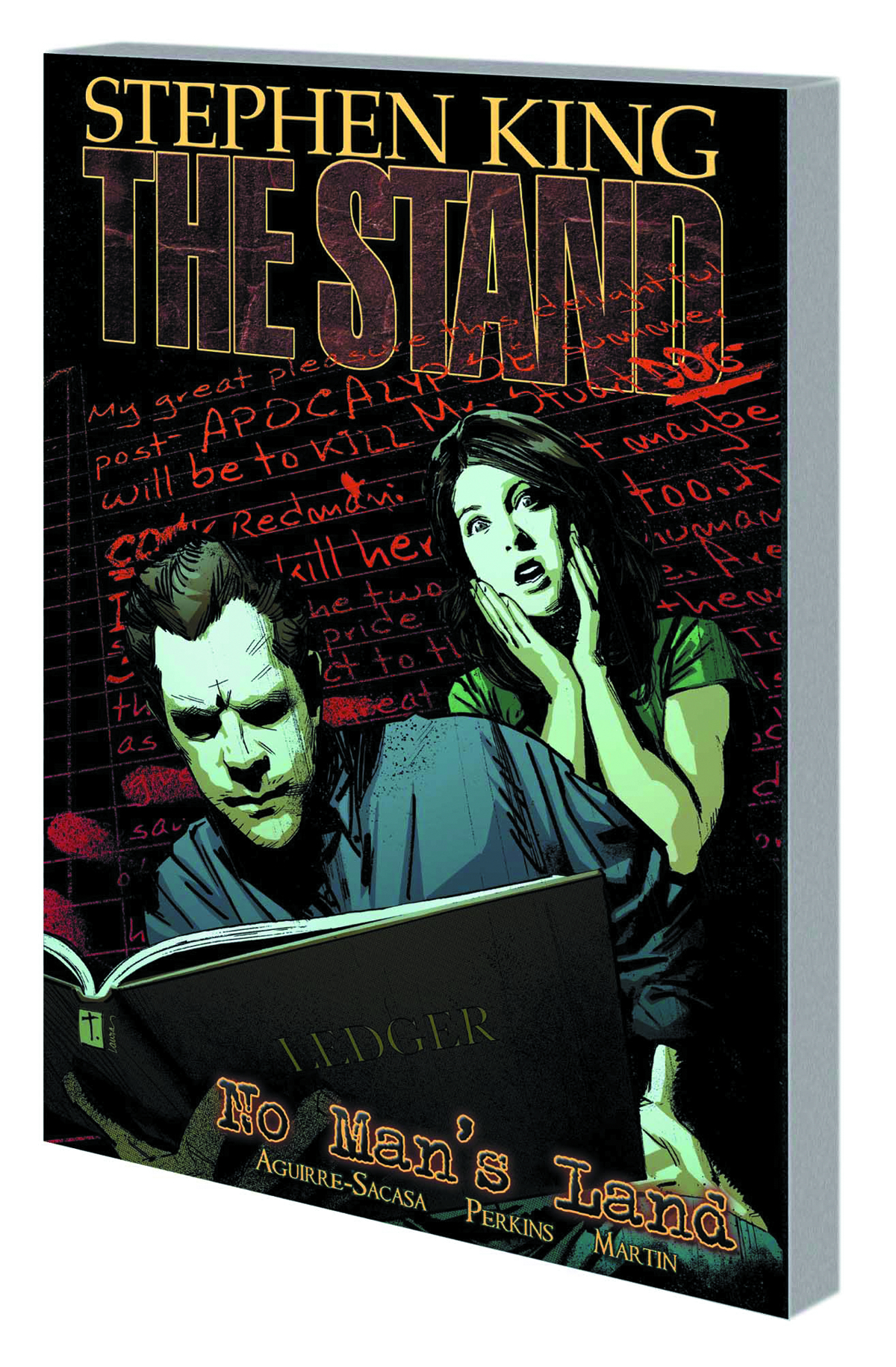 STAND TP VOL 05 NO MANS LAND