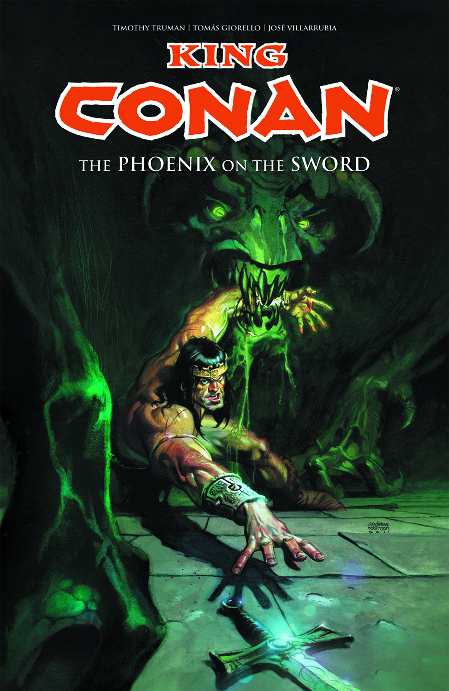 KING CONAN TP VOL 02 PHOENIX SWORD