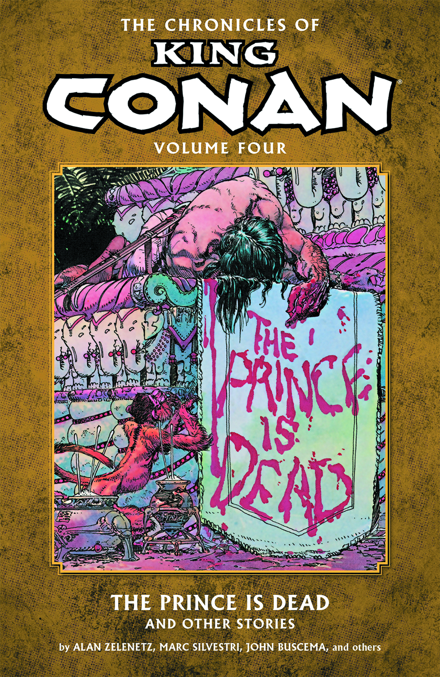 CHRONICLES OF KING CONAN TP VOL 04 PRINCE IS DEAD