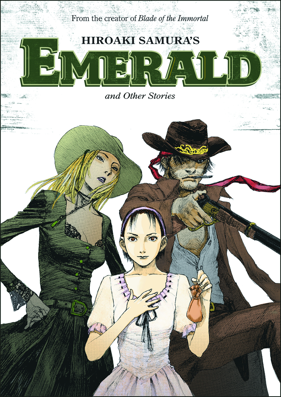 HIROAKI SAMURAS EMERALD & OTHER STORIES TP