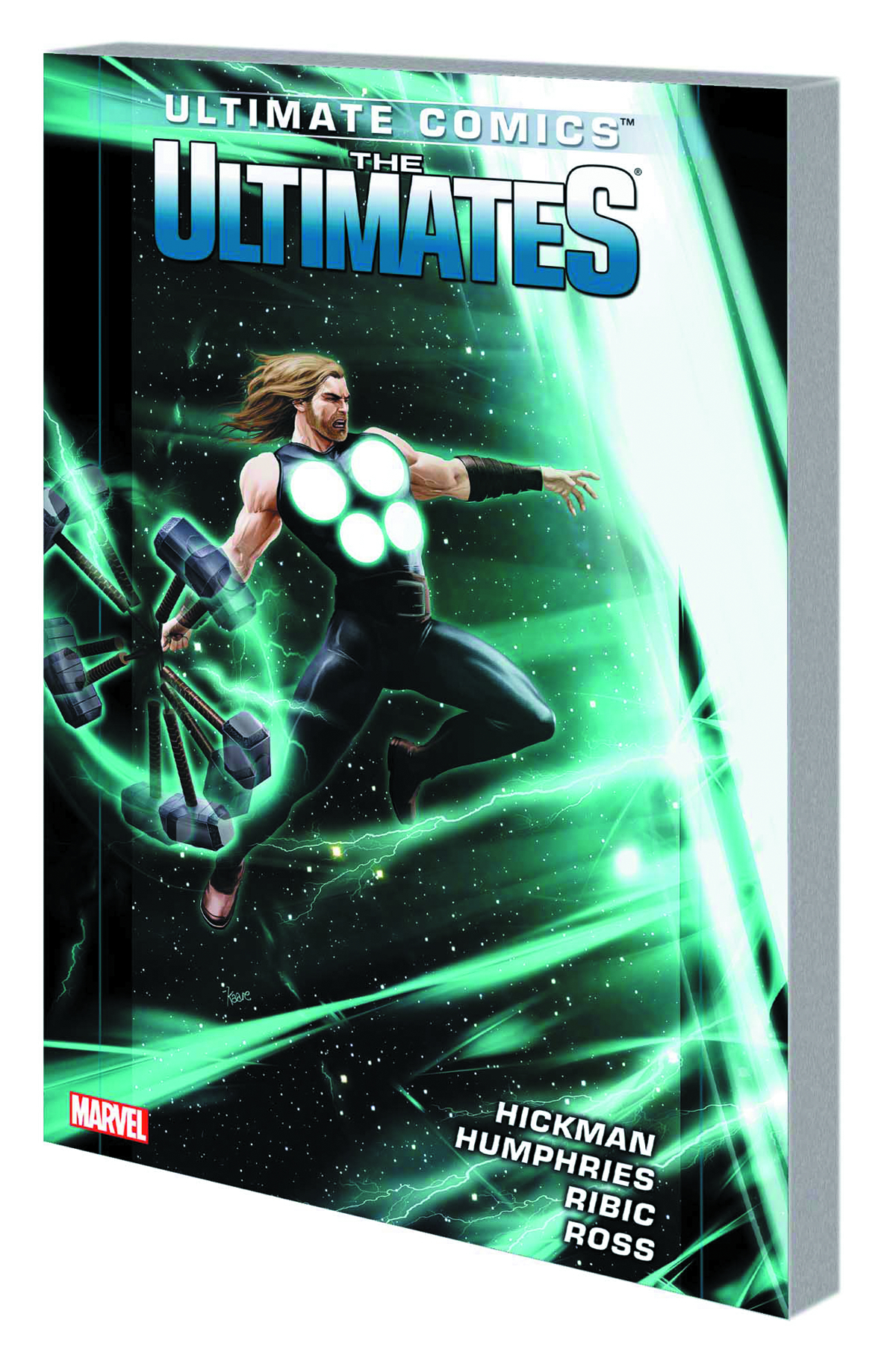 ULTIMATE COMICS ULTIMATES BY HICKMAN TP VOL 02