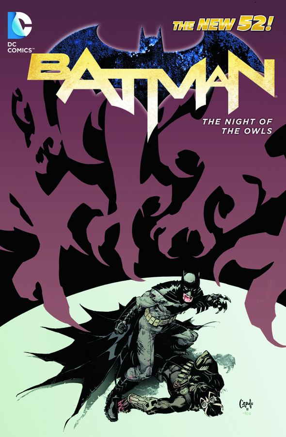 BATMAN HC THE NIGHT OF THE OWLS