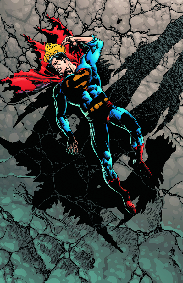 DEATH OF SUPERMAN TP NEW ED