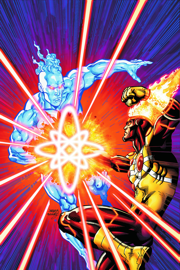 FURY OF FIRESTORM THE NUCLEAR MEN #15
