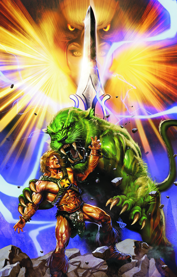 HE MAN AND THE MASTERS OF THE UNIVERSE #5