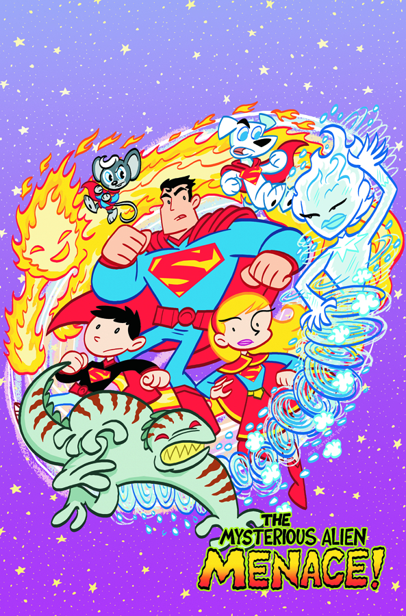 SUPERMAN FAMILY ADVENTURES #8