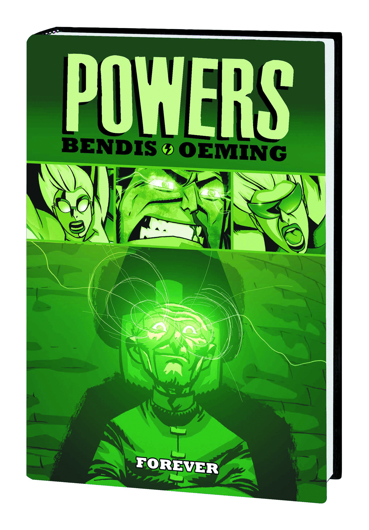 POWERS PREM HC VOL 07 FOREVER