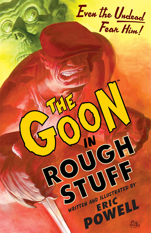GOON TP VOL 00 ROUGH STUFF REVISED ED