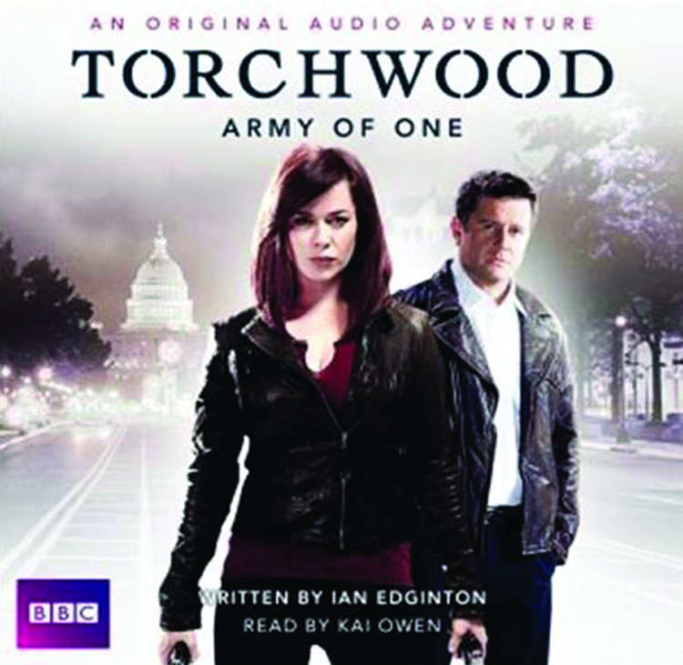TORCHWOOD ARMY OF ONE AUDIO CD
