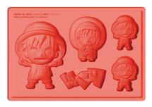 ONE PIECE LUFFY SILICONE ICE TRAY