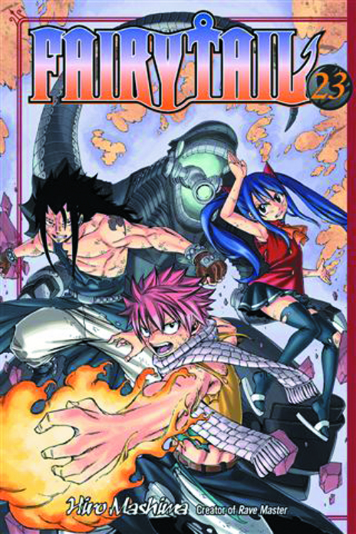 FAIRY TAIL GN VOL 23