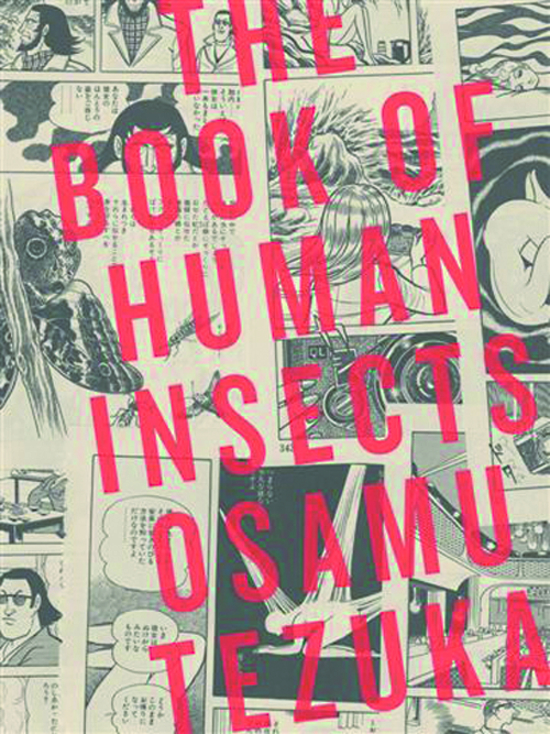 TEZUKA BOOK OF HUMAN INSECTS TP