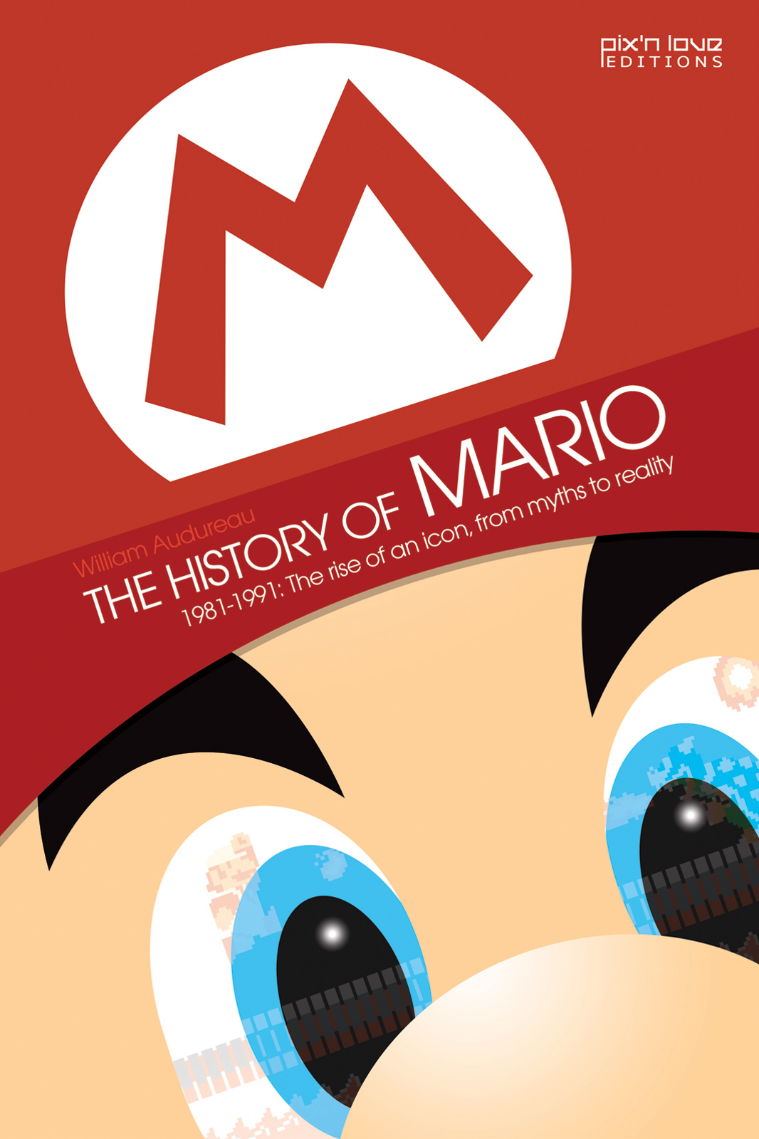 HISTORY OF MARIO TP VOL 01 1981-1991 RISE OF AN ICON FROM MY