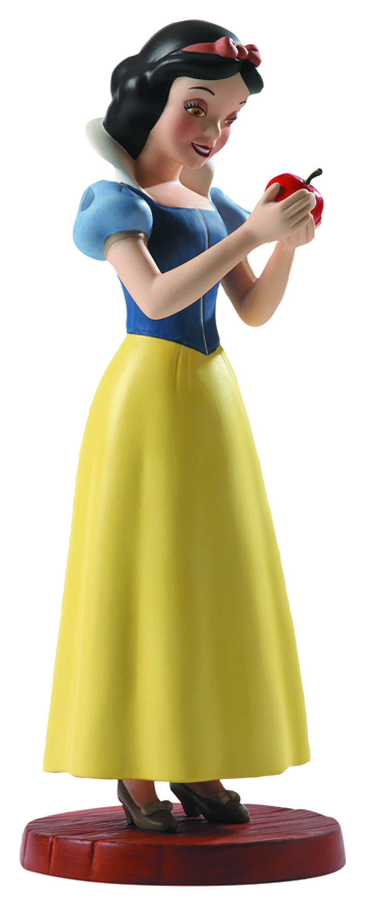 WDCC SNOW WHITE SWEET TEMPTATION STATUE