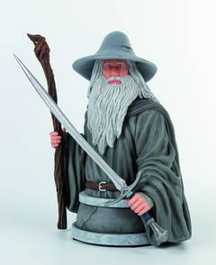 HOBBIT GANDALF MINI-BUST
