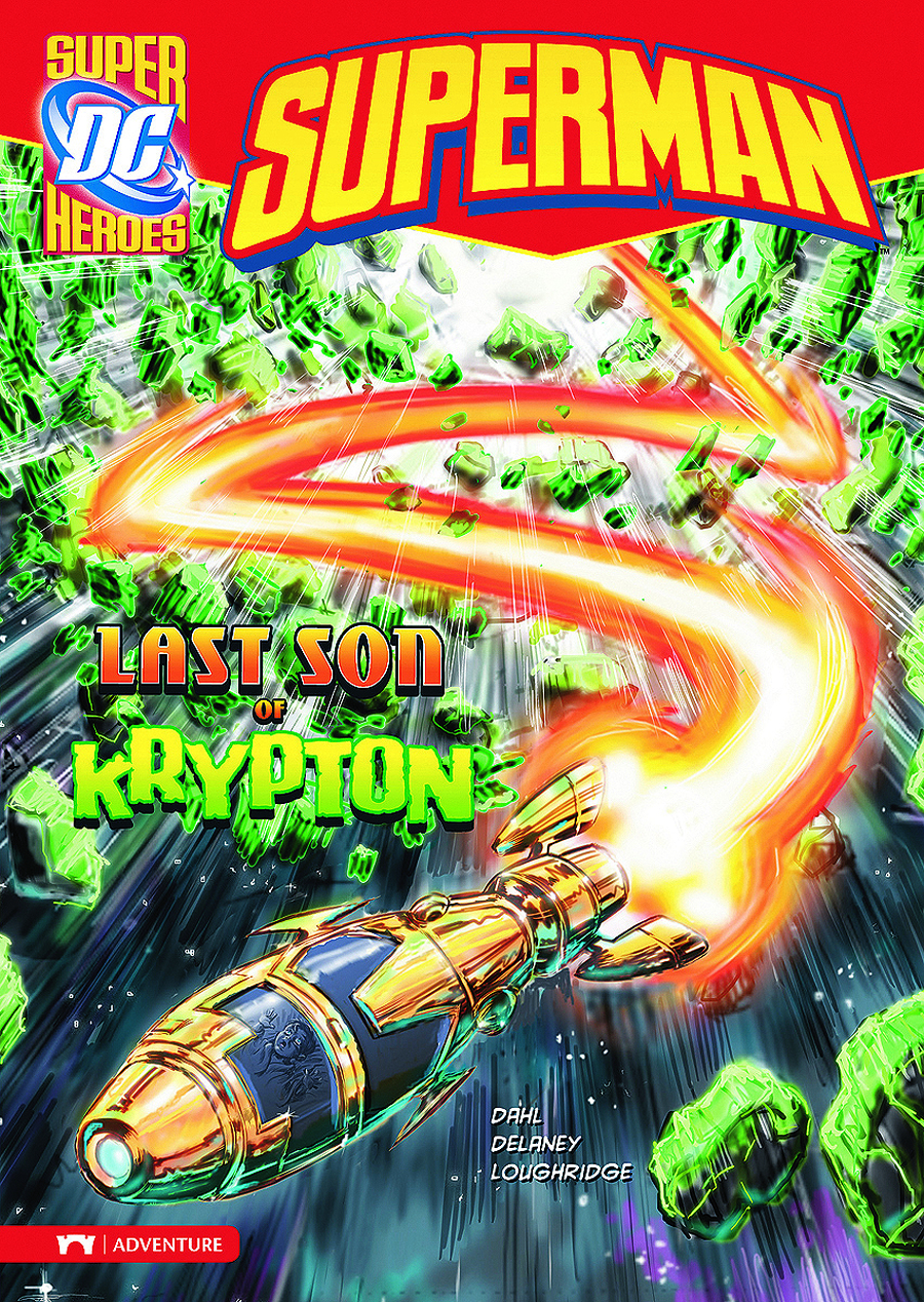 DC SUPER HEROES SUPERMAN YR TP LAST SON OF KRYPTON