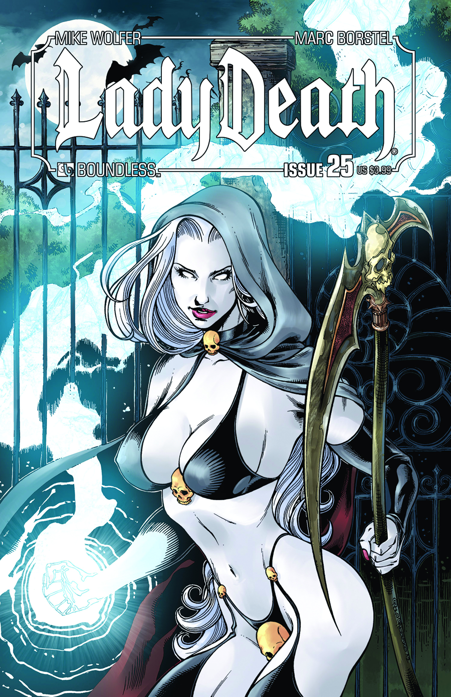 LADY DEATH (ONGOING) #25